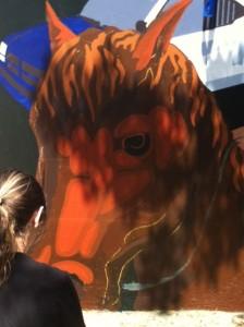 HorsePainted