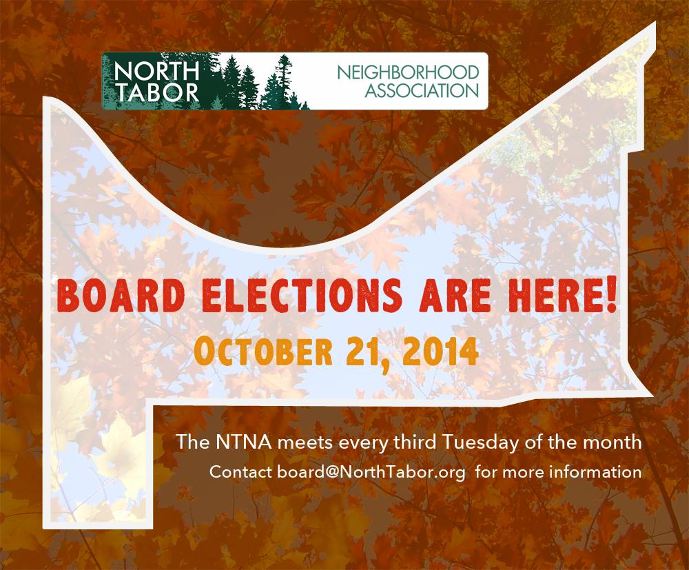 2014 NTNA Elections!