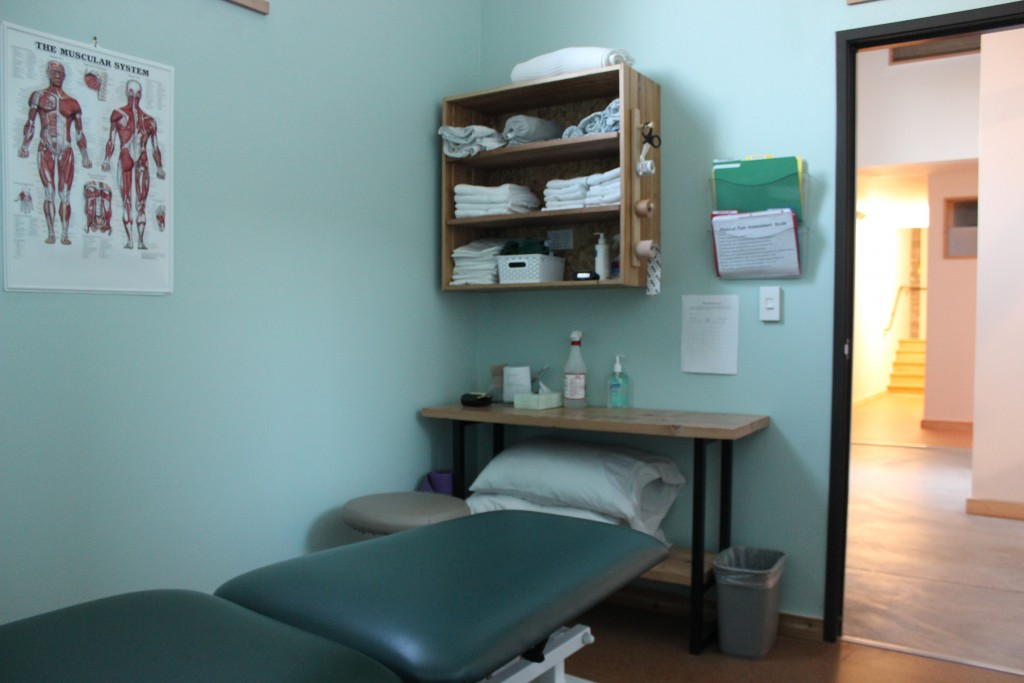 New Heights Physical Therapy private room