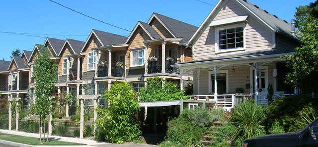 Multi-family zoning and the Better Housing by Design project