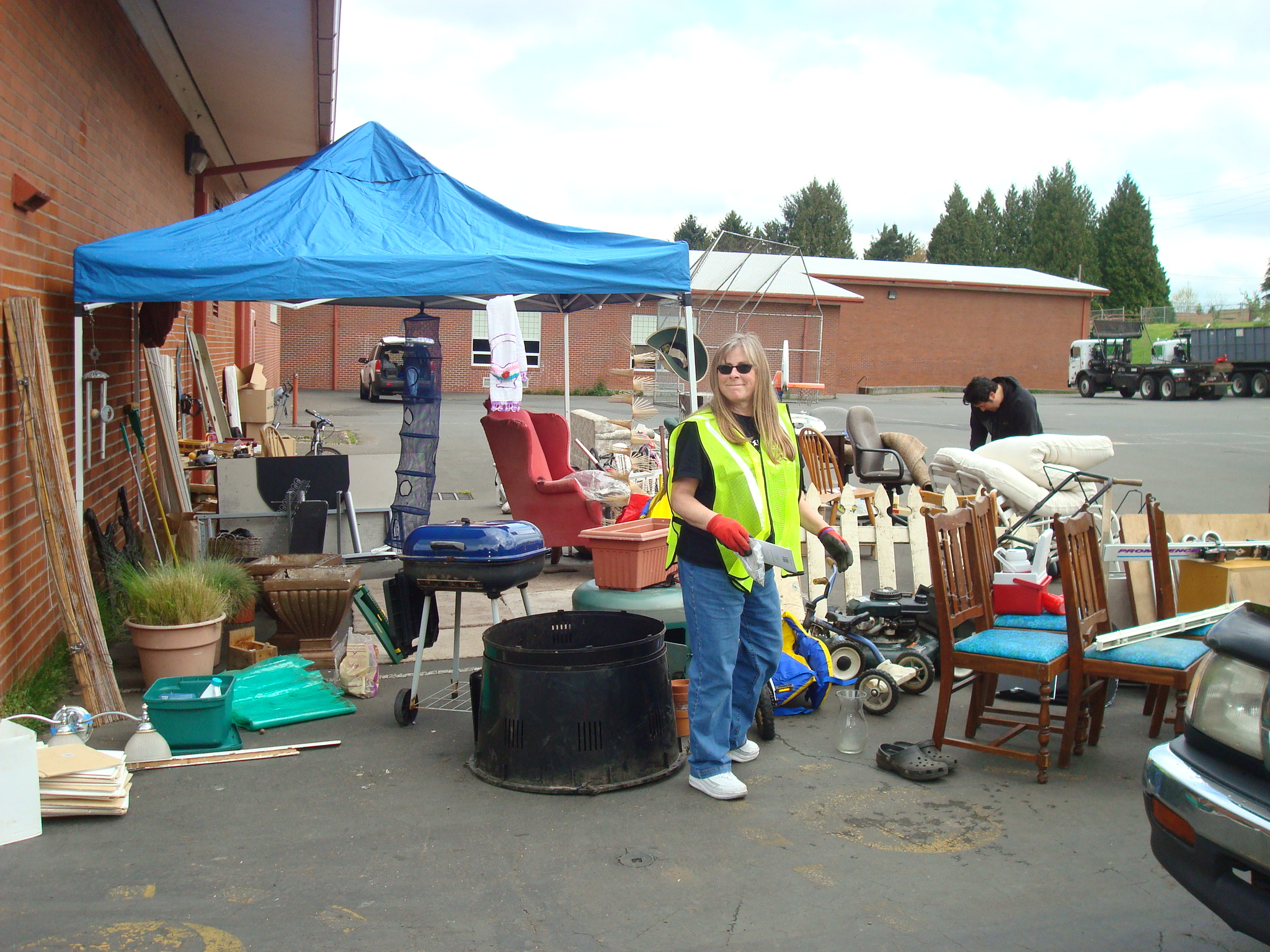 North Tabor/Mt. Tabor Cleanup and Resale Event Participates in Reuse Pilot Program – April 26th 9am-1pm
