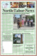 North Tabor News April/May issue