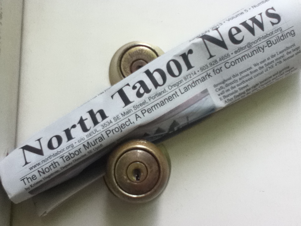 North Tabor News submissions and distribution