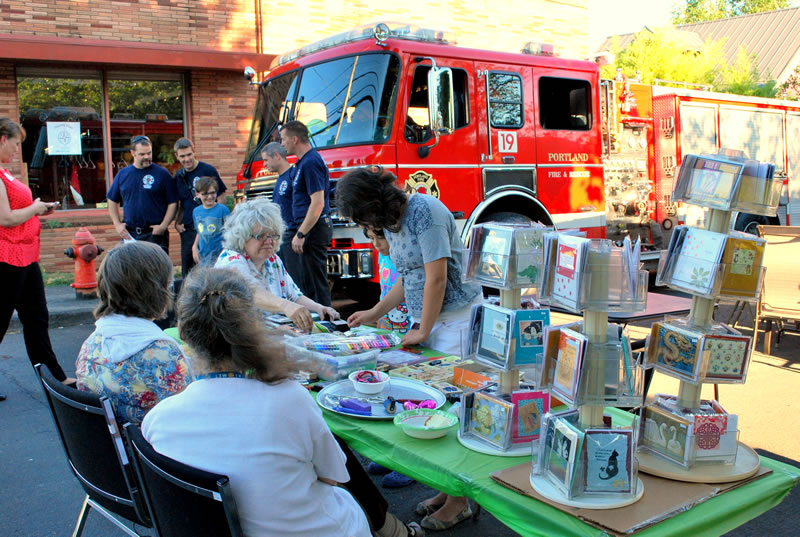 Get excited about National Night Out in North Tabor – Tuesday August 5!