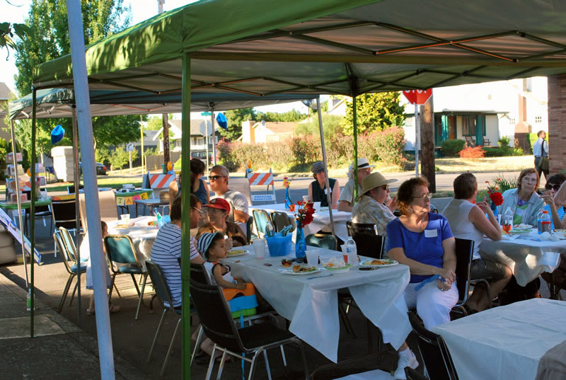National Night Out at Emilie House and NorthStar