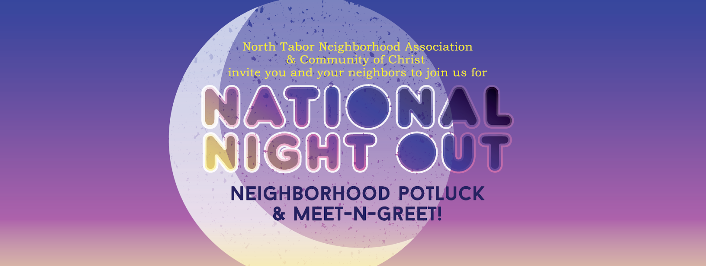 National Night Out in North Tabor, Tuesday, August 5