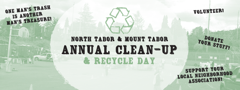2015 North Tabor Cleanup!
