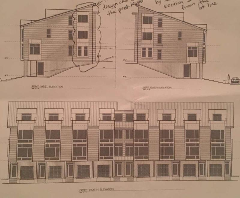 Land Use presentation on 53rd/Couch development: Tuesday, 12/27/2016