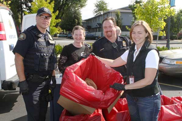 Neighborhood Response Team and chronic crime